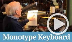 Monotype Keyboard